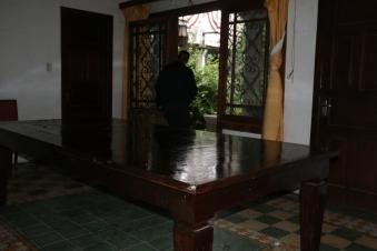 Formas de agarrar una mesa Pablo Cendejas, 2016
