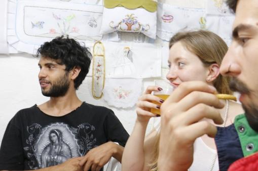CHISMEBORDADO Kristin Reger // Nicolas Astorga