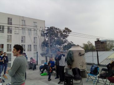 LADRÓNgalería GRAN EVENTO de RE-APERTURA MMXVI