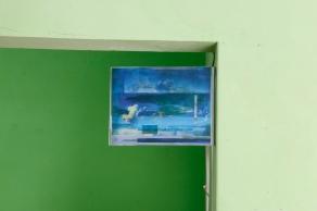 Simulacro/a tres minutos del baldío, de Israel Urmeer